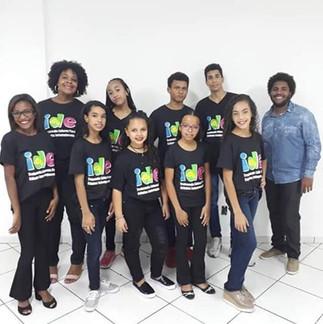 Parabéns aos alunos do Polo IDE Crianças