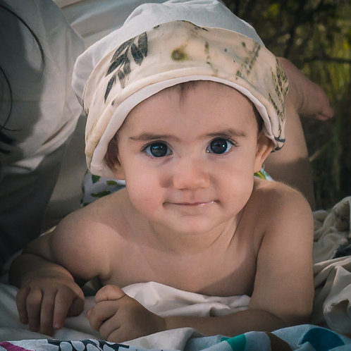 Gorrito para bebé