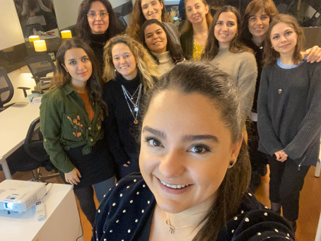 Bizbizze Kadınlar İçin Fikir Destek Derneği'ndeki Eğitimlerimizi Başarı İle Gerçekleştirdik