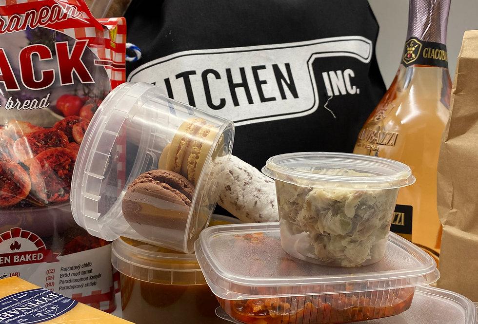 Borrel Kitchen Inc. CuliBag € 65,-