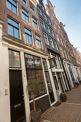Vergaderen in Amsterdam