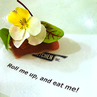 Roll me up and eat me!