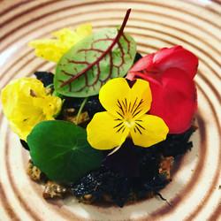 the taste of season by chef Marc Rewinkel