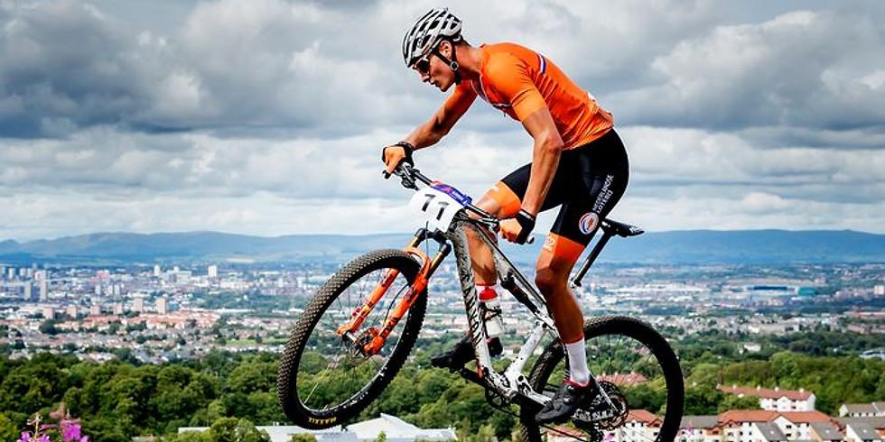 Mathieu van der Poel voor GOUD Olympische Spelen Ontbijt