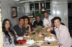 Lionel Richie at Kitchen Inc.