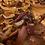 Thumbnail: Hartig taartje van uienconfit en geitenkaas ( vegetarisch )
