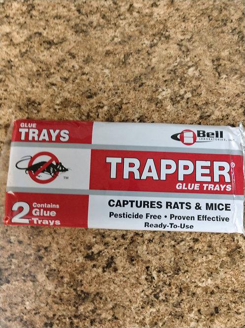 Bell Rat Glue Trays