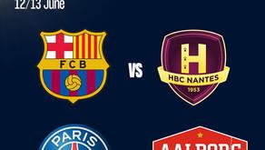 Ligue des Champions de Handball, Paris et Nantes connaissent leur adversaire pour le Final Four