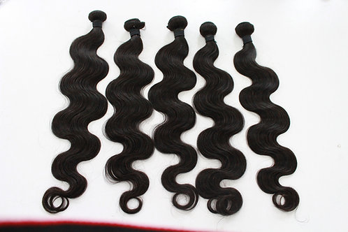 2 BUNDLES OF 18 INCH BW
