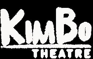 KimBo Theatre Logo White