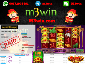 JinQianWa slot game tips to win RM24800 in Pussy888