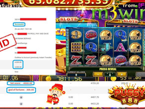 SeaWorld slot game tips to win RM4500 in Pussy888