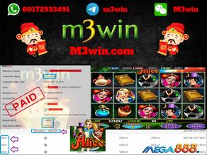 Alice slot game tips to win RM5000 in Mega888