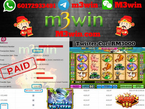 Twister slot game tips to win RM4000 in Pussy888