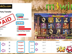 Royal Masquerade slot game tips to win RM2800 in XE88