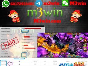 Ocean King fishing game tips to win RM3900 in Mega888