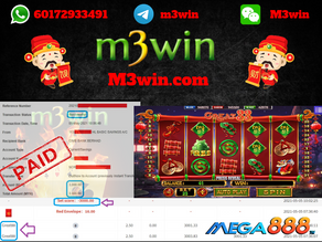 Great88 slot game tips to win RM3000 in Mega888