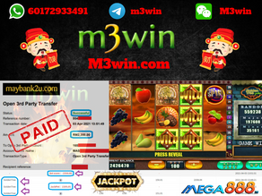 GoldenTree slot game tips to win RM2350 in Mega888