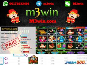 Alice slot game tips to win RM3000 in Mega888