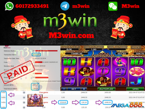 India slot game tips to win RM3000 in Mega888