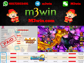 Legend Of Phoenix Fishing game tips to win RM3100 in Suncity