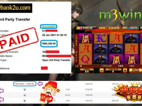 Archer slot game tips to win RM3200 in Pussy888