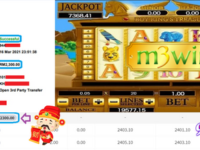 Boyking slot game tips to win RM2300 in Kiss2