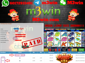 Green Light slot game tips to win RM6000 in Pussy888