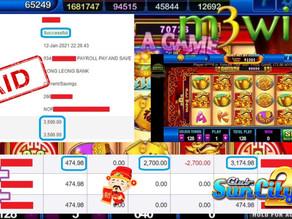 Fu Xing Gao Zhao slot game tips to win RM3500 in Suncity