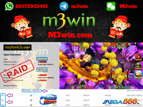 Ocean King fishing game tips to win RM4000 in Mega888