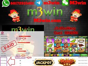 JinHouWang slot game tips to win RM4500 in Pussy888