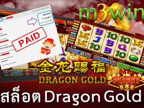 Dragon Gold slot game tips to win RM6520 in Pussy888