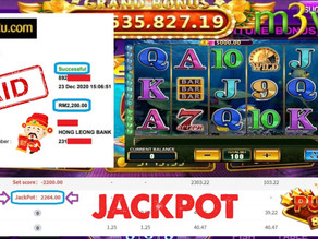 SeaWorld slot game tips to win RM2200 in Pussy888