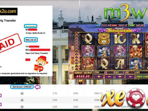 Royal Masquerade slot game tips to win RM3340 in XE88