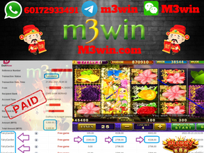 Fairy Garden slot game tips to win RM5000 in Pussy888