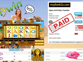 Boyking slot game tips to win RM2550 in 918kiss