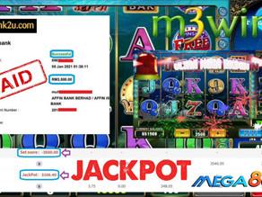 SeaWorld slot game tips to win RM3500 in Mega888
