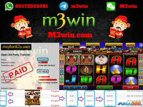 Boxing slot game tips to win RM3000 in Mega888