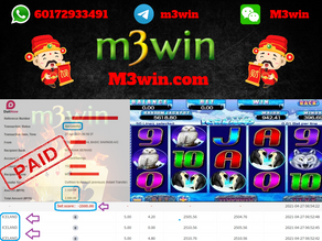 Iceland slot game tips to win RM2500 in Mega888