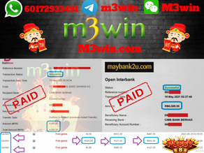 Garden slot game tips to win RM8800 in Pussy888