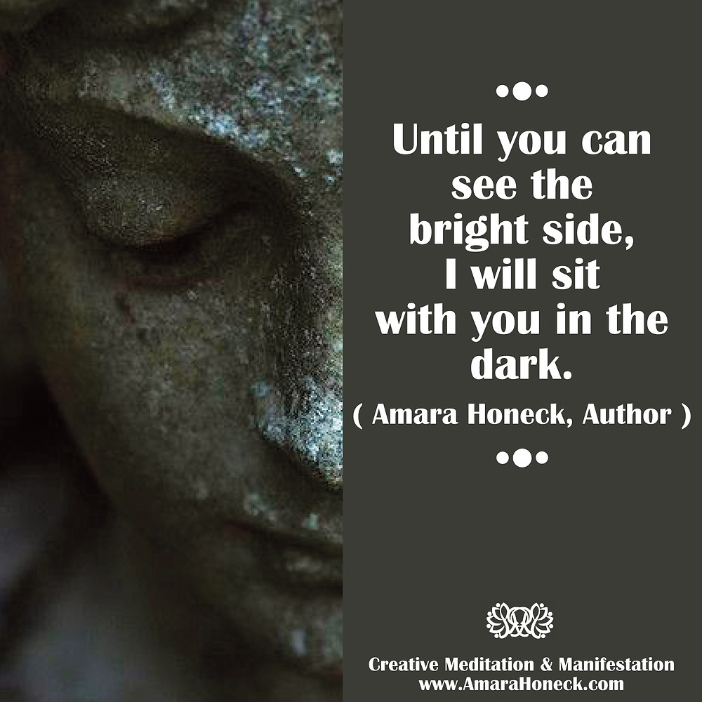 Somber Statue Face | Spiritual Growth Article | Amara Honeck | Tennessee Shaman Consciousness Exploration Teacher
