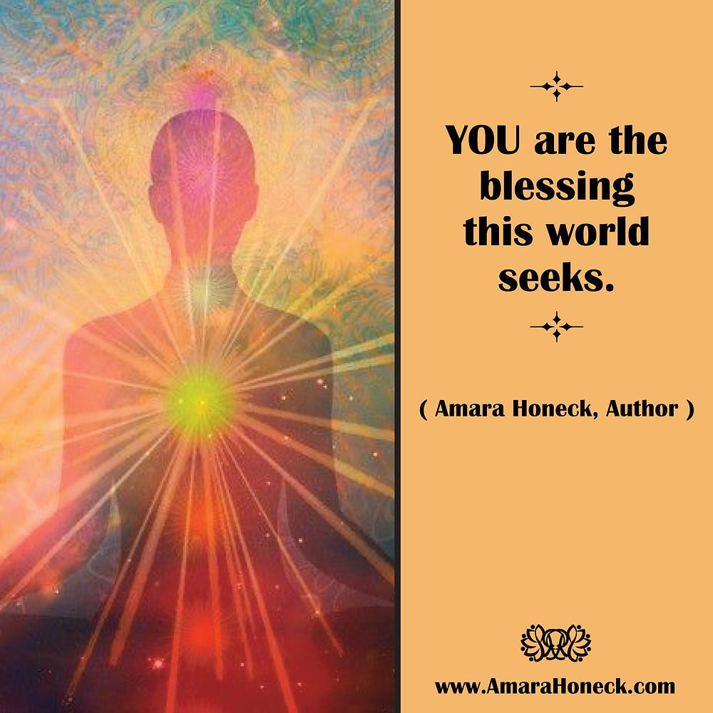 Being With Light Beams | Spiritual Growth Article | Amara Honeck | Tennessee Shaman Consciousness Exploration Teacher