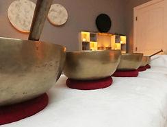 Alternative Shaman Practitioner Healing Practice Drums Singing Bowl | East Tennessee Shaman | Amara Honeck | Healing Studio 06