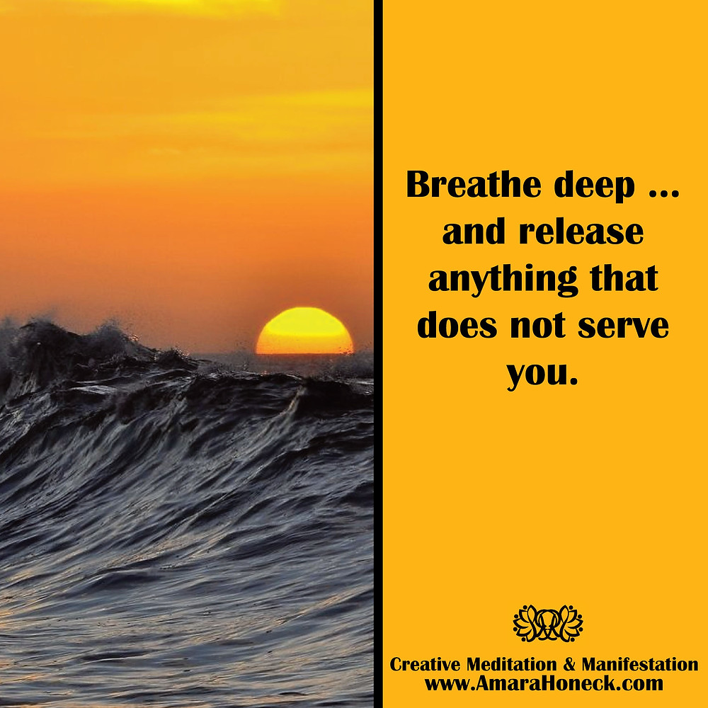 Ocean at Sunset | Spiritual Growth Article | Amara Honeck | Tennessee Shaman Consciousness Exploration Teacher