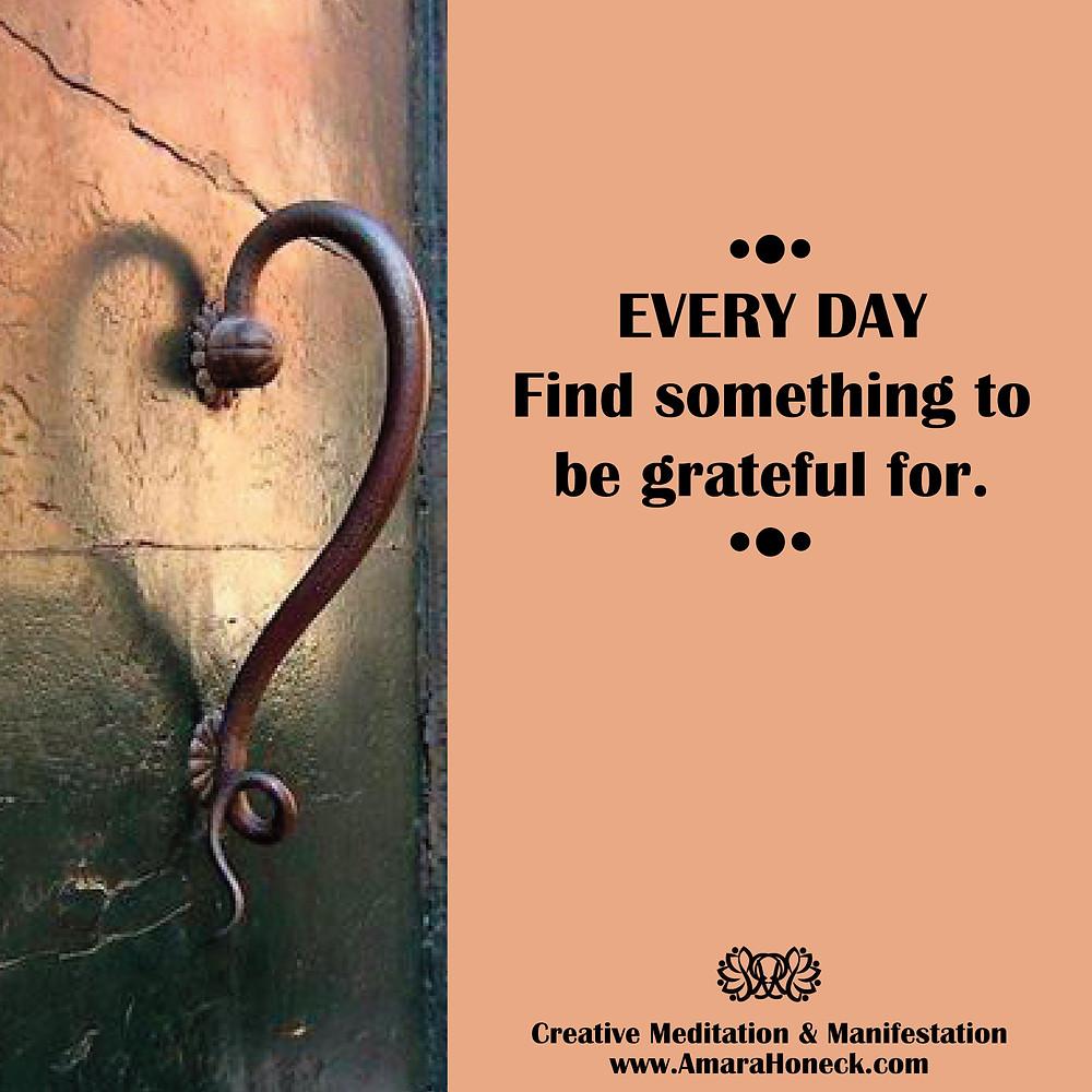 Heart Shaped Door Handle | Spiritual Growth Article | Amara Honeck | Tennessee Shaman Consciousness Exploration Teacher