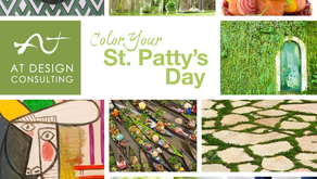 Color your St. Patty's Day