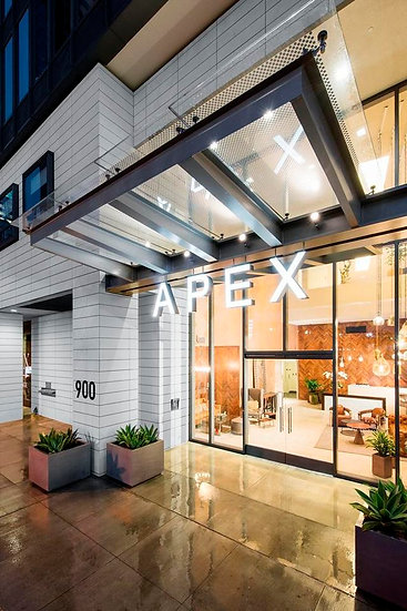 APEX  |  Los Angeles CA Downtown