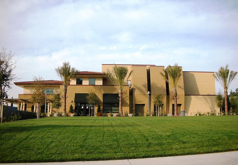NEWPORT COAST COMMUNITY CENTER  |  Newport Beach CA