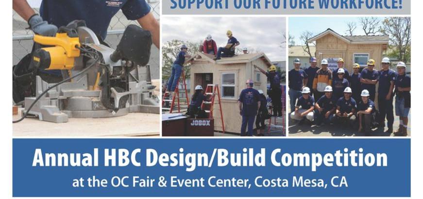 Annual HBC Design Build Competition