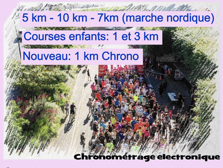 RUN IN CLAYE - 2EME EDITION